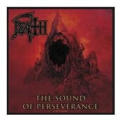 Nášivka Death - The Sound Of Perseverance
