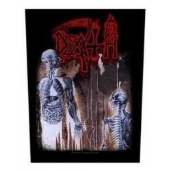 Nášivka Death - Human