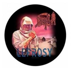 Nášivka Death - Leprosy