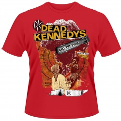 Pánské tričko Dead Kennedys - Kill The Poor