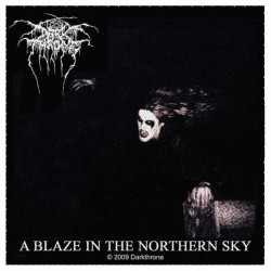 Nášivka Darkthrone - A Blaze In The Northern Sky