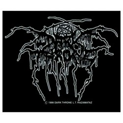 Nášivka Darkthrone - Lurex