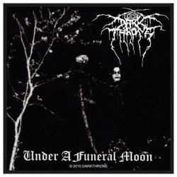 Nášivka Darkthrone - Under A Funeral Moon