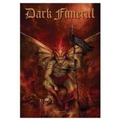 Vlajka Dark Funeral - Belial Evil