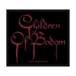 Nášivka Children Of Bodom - Blood