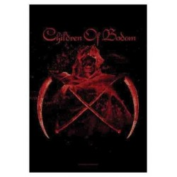 Vlajka Children Of Bodom - Crossed Scythes