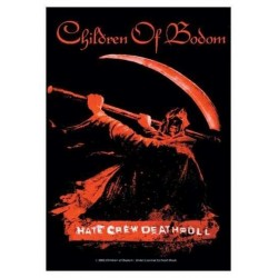 Vlajka Children Of Bodom - Hate Crew
