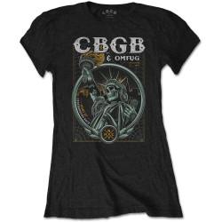 Dámské tričko CBGB - Liberty