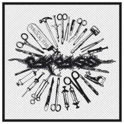 Nášivka Carcass - Tools