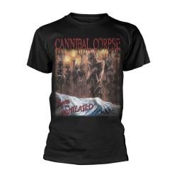Pánské tričko Cannibal Corpse - Tomb Of The Mutilated