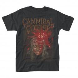 Pánské tričko Cannibal Corpse - Impact Spatter