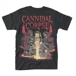 Pánské tričko Cannibal Corpse - Acid