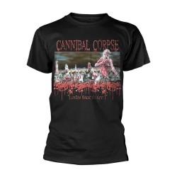 Pánské tričko Cannibal Corpse - Eaten Back To Life