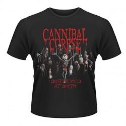Pánské tričko Cannibal Corpse - Butchered At Birth
