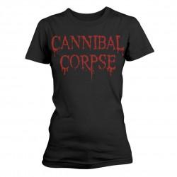 Dámské tričko Cannibal Corpse - Dripping