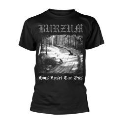 Pánské tričko Burzum - Hvis Lyset Tar Oss