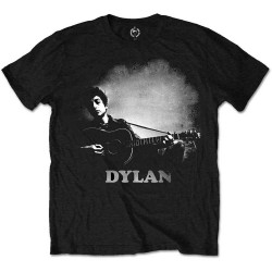 Tričko Bob Dylan - Guitar