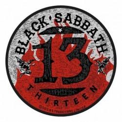 Nášivka Black Sabbath - 13