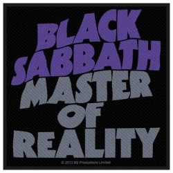 Nášivka Black Sabbath - Master Of Reality