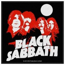Nášivka Black Sabbath - Red Portraits