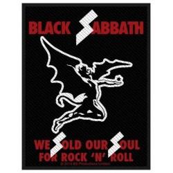Nášivka Black Sabbath - Sold Our Souls