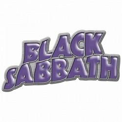 Přípínáček Black Sabbath