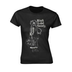 Dámské tričko Black Label Society - Death