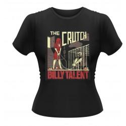 Dámské tričko Billy Talent - The Crutch