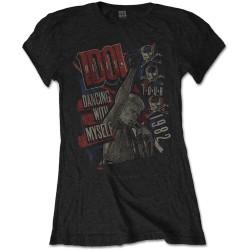 Dámské tričko Billy Idol - Dancing With Myself