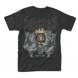 Pánské tričko Behemoth - Messe Noire
