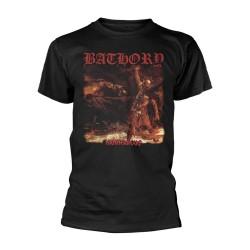 Pánské tričko Bathory - Hammerheart