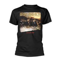Pánské tričko Bathory - Blood Fire Death