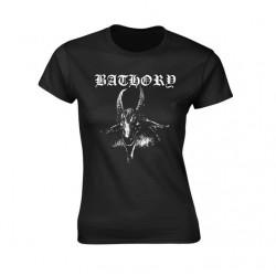 Dámské tričko Bathory - Goat