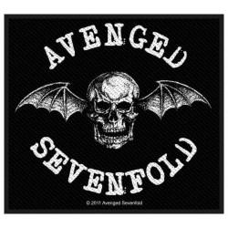 Nášivka Avenged Sevenfold - Death bat