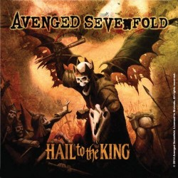 Podtácek Avenged Sevenfold - Hail To The King