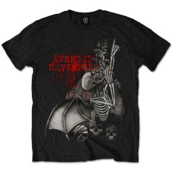 Tričko Avenged Sevenfold - Spine Climber