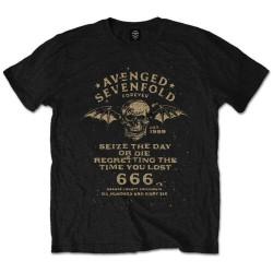 Tričko Avenged Sevenfold - Seize The Day