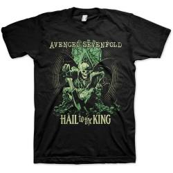 Tričko Avenged Sevenfold - Hail To The King