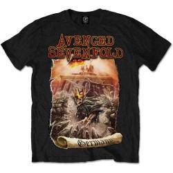 Tričko Avenged Sevenfold - Germany