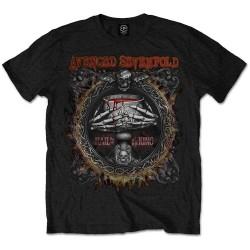Tričko Avenged Sevenfold - Drink