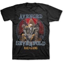 Tričko Avenged Sevenfold - Deadly Rule