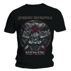 Tričko Avenged Sevenfold - Battle Armour