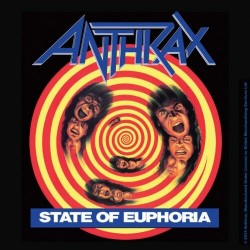 Podtácek Anthrax - State Of Euphoria