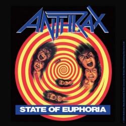 Podtácek Anthrax - State Of Euphoria