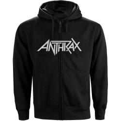 Mikina Anthrax - Not Man NYC