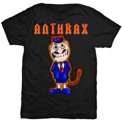 Tričko Anthrax - TNT Cover