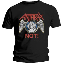Tričko Anthrax - Not Wings