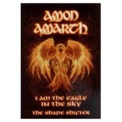 Vlajka Amon Amarth - The Shape Shifter