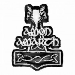 Přípínáček Amon Amarth - Hammer