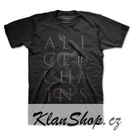 Tričko Alice In Chains - Snakes